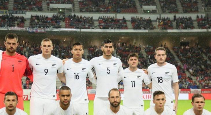 """""""Cháy vé"""" trận Play-off giữa Newzealand và Peru"""