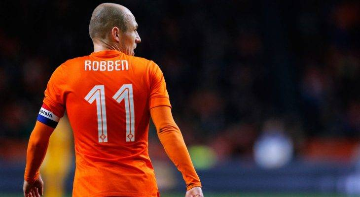 Bị loại khỏi World Cup 2018, Hà Lan vẫn được dự Nations League A