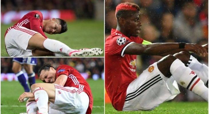 """Mourinho: """"Rojo sắp trở lại, còn Pogba thì tôi không biết"""""""