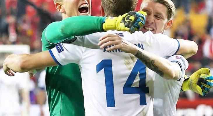 Iceland lần đầu lọt vào VCK World Cup trong lịch sử