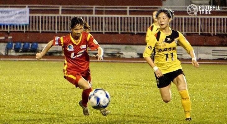 CLB nữ TPHCM để thua sát nút đại diện Hàn Quốc