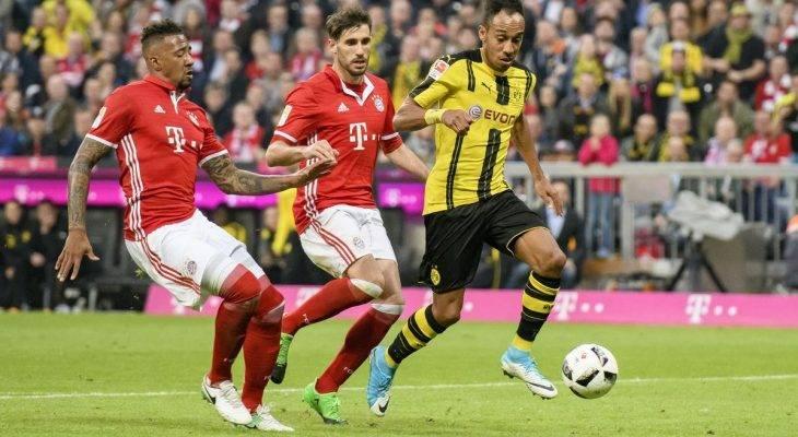 Bốc thăm vòng 1/8 cúp QG Đức: Bayern đại chiến với Dortmund