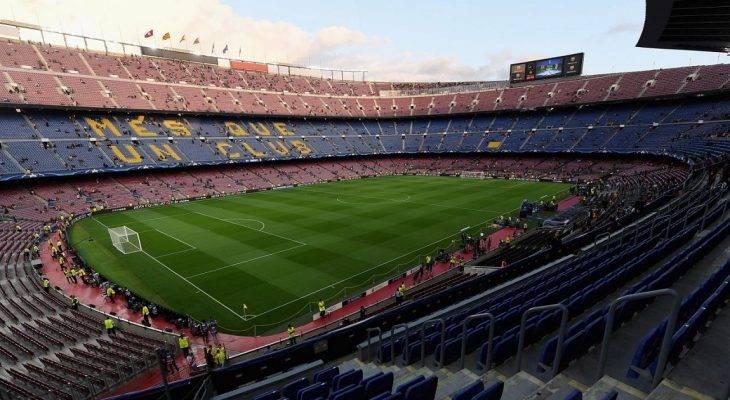 Cập nhật: Trận Barca – Las Palmas diễn ra không có khán giả