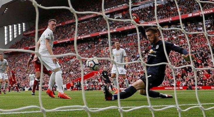 Chấm điểm Liverool 0-0 Man United: Gomez, De Gea xuất sắc nhất