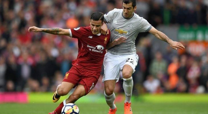 Mkhitaryan đang có tương lai bất định tại Manchester United
