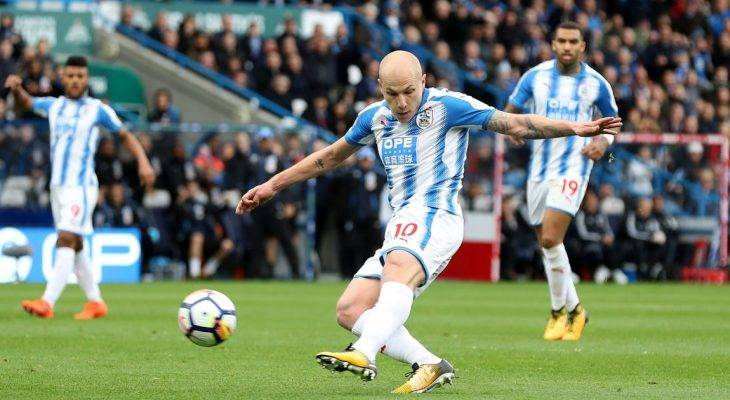 Huddersfield Town 2-1 Manchester United: Địa chấn tại John Smith!