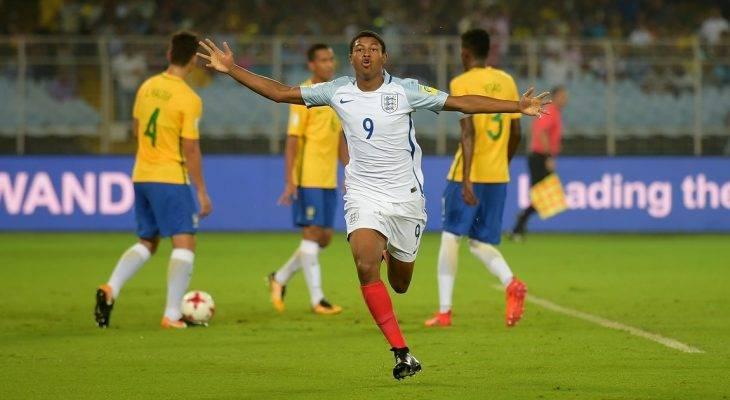 Sao trẻ Liverpool lập hat-trick, U17 Anh vượt qua U17 Brazil