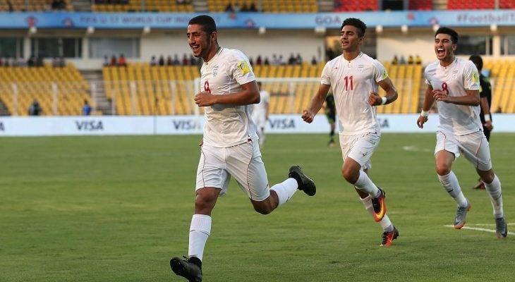 Vòng 16 đội U17 World Cup: Iran hẹn Tây Ban Nha ở tứ kết