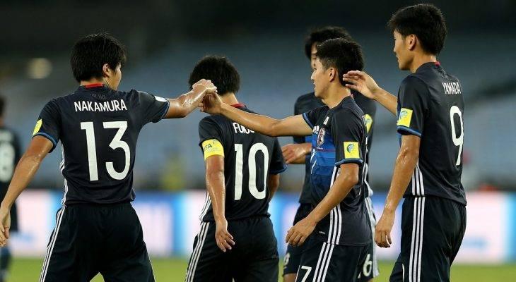 U17 Nhật Bản không hài lòng dù vào top 16 U17 World Cup