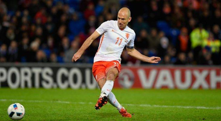 Bản tin trưa 11/10: Robben giã từ sự nghiệp quốc tế