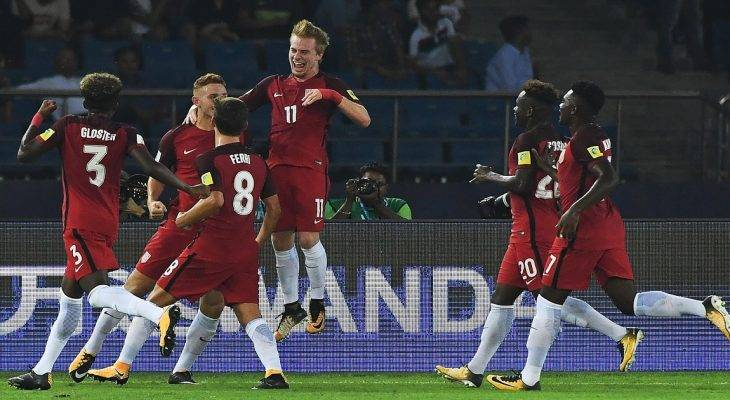Paraguay và Mỹ giành vé vào tứ kết U17 World Cup 2017
