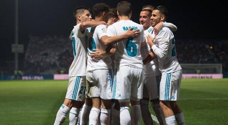 Real Madrid thắng nhọc đội hạng ba, HLV Zidane vẫn hài lòng