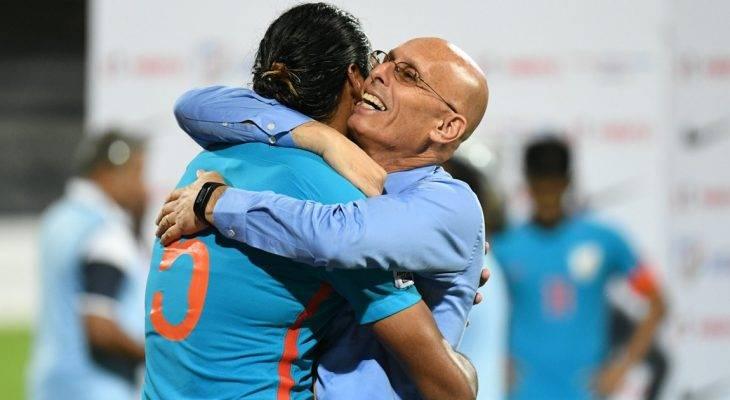 """HLV ĐT Ấn Độ: """"Vào Asian Cup không phải mục tiêu cuối cùng của tôi"""""""
