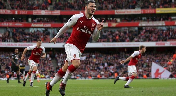 Arsenal hạ Swansea, HLV Wenger hết lời khen ngợi Kolasinac
