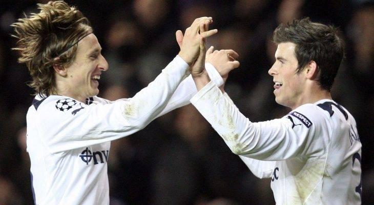 Hành trình của Luka Modric tại Tottenham Hotspurs