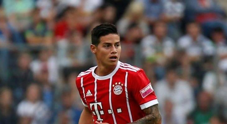 Bản tin tối 15/10: James Rodriguez rục rịch rời Bayern Munich