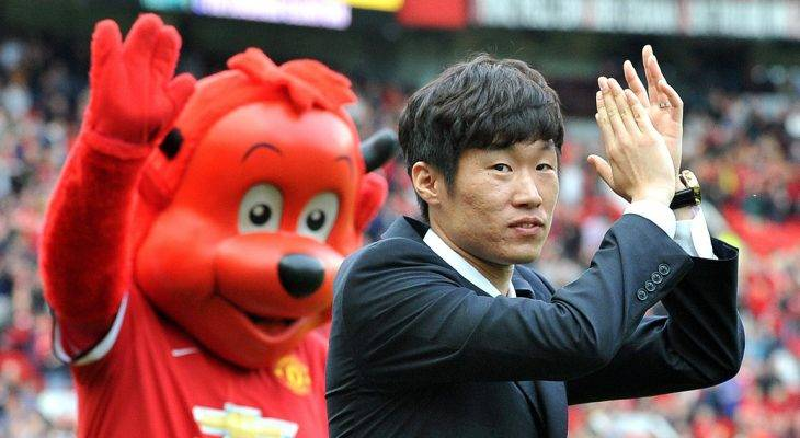 Park Ji Sung không muốn nối gót Sir Alex Ferguson