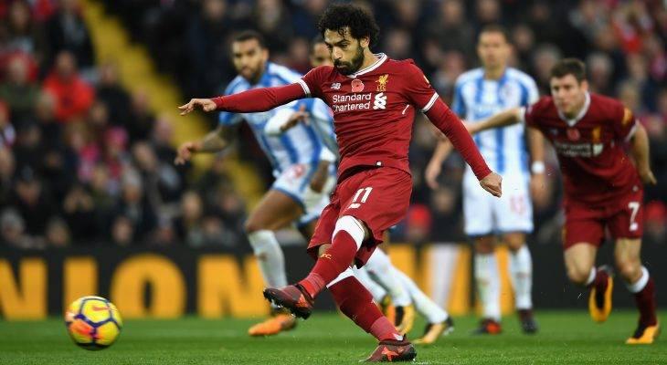 Salah sút hỏng penalty, Liverpool cân bằng kỷ lục buồn