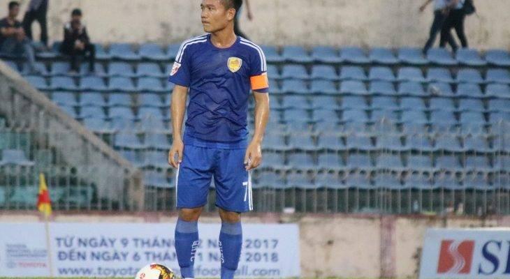Đinh Thanh Trung xuất sắc nhất V.League tháng 9