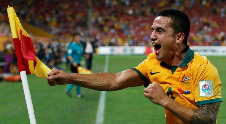 Australia 2-1 Syria: Sự tỏa sáng của ngôi sao