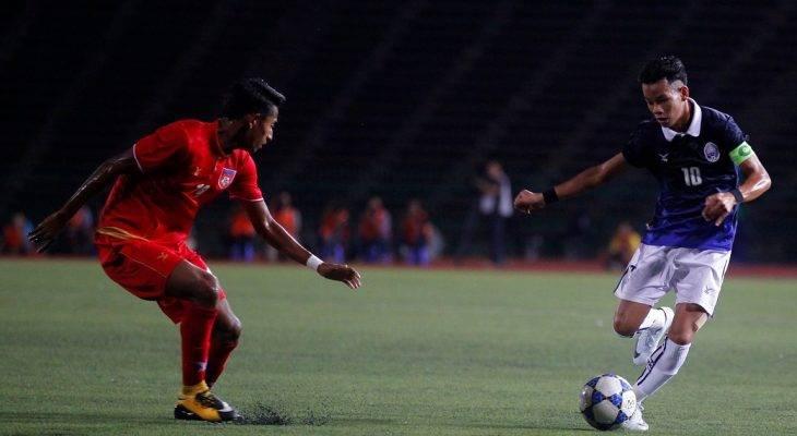 U19 Campuchia ngược dòng thắng Myanmar, Trung Quốc vùi dập Philippines