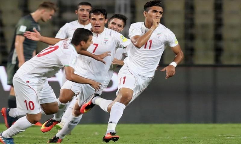 U17 Iran