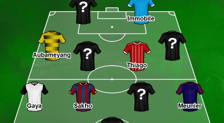 Đội hình tiêu biểu châu Âu tuần qua: La Liga soán ngôi Premier League