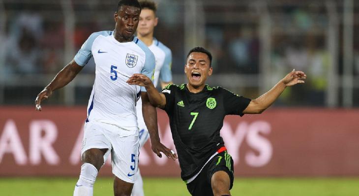 Tổng hợp U17 World Cup 2017: U17 Anh lọt vào vòng trong