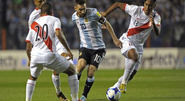 Hòa Peru, Messi và các đồng đội có thể lỡ World Cup 2018