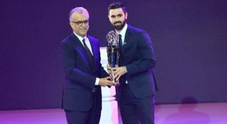 Tuyển thủ Syria xuất sắc nhất châu Á năm 2017