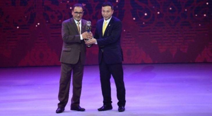 VFF được vinh danh ở lễ trao giải của AFC 2017