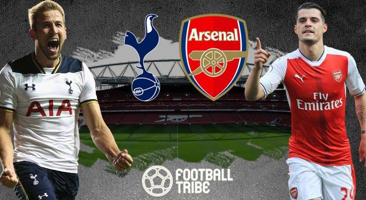 Arsenal – Tottenham Hotspur: Derby rực lửa