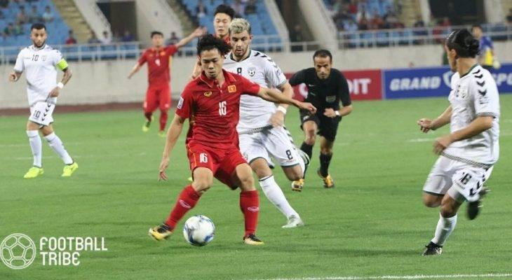 ĐT Việt Nam chính thức lọt vào VCK Asian Cup 2019