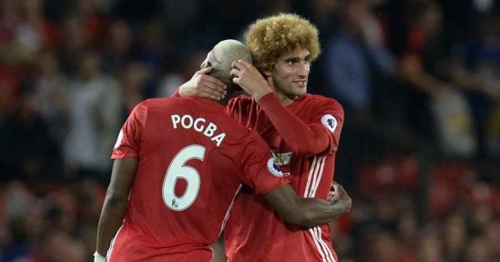 United có nguy cơ để mất Fellaini