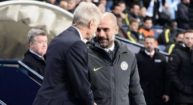 """Arsene Wenger: """"Rồi sẽ đến lúc Man City sẽ bị đánh bại"""""""