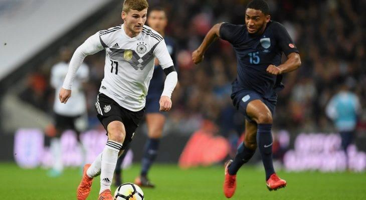 Giao hữu quốc tế sáng 11/11: Anh hòa Đức, Pháp thắng xứ Wales