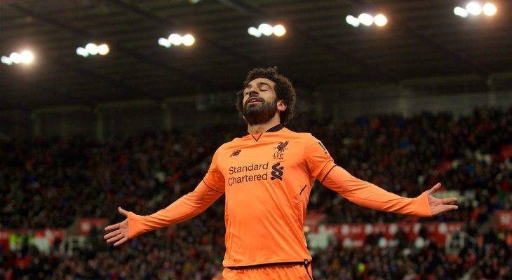 """Klopp: """"Tôi chỉ có thể cảm ơn Salah"""""""