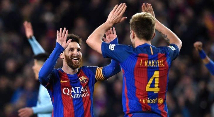 Rakitic chưa chắc Messi sẽ ở lại Barcelona
