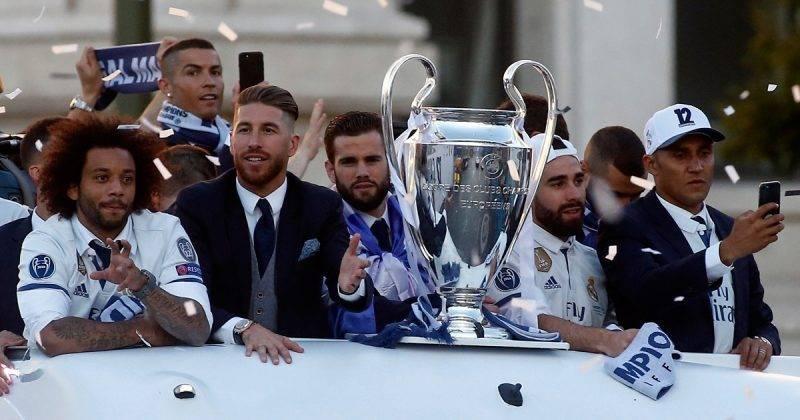 Real Madrid FIFA Club World Cup 2017