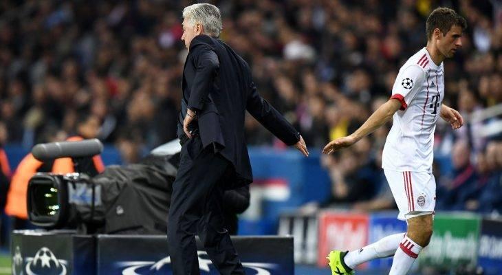 """Tiết lộ: Cầu thủ Bayern """"sốc"""" vì đội hình ra sân gặp PSG"""