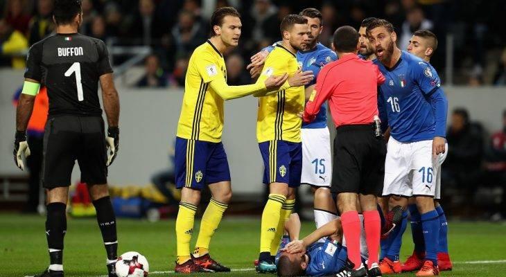 Thua Thụy Điển, HLV Ventura chỉ trích trọng tài