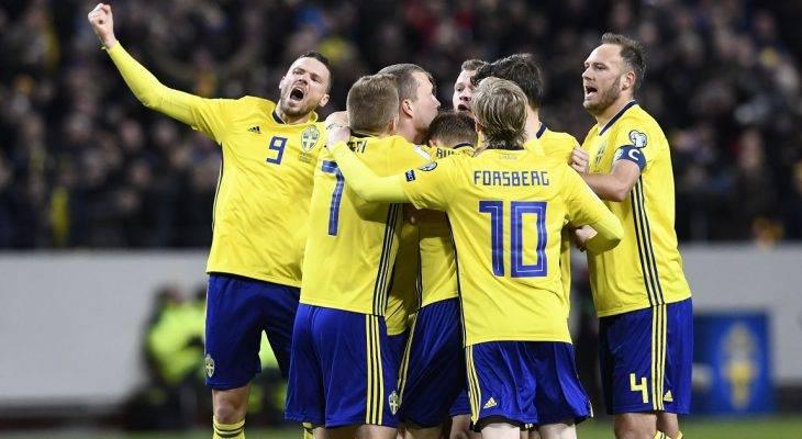 Thắng 1-0, Thuỵ Điển mang ác mộng cho Italia