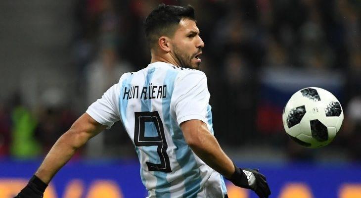 SỐC: Aguero phải nhập viện khi đang thi đấu cho ĐT Argentina