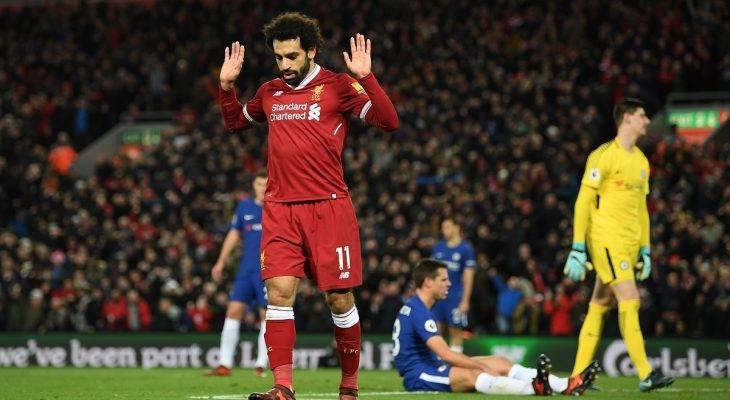 Salah ghi bàn, Liverpool vẫn không thể thắng Chelsea