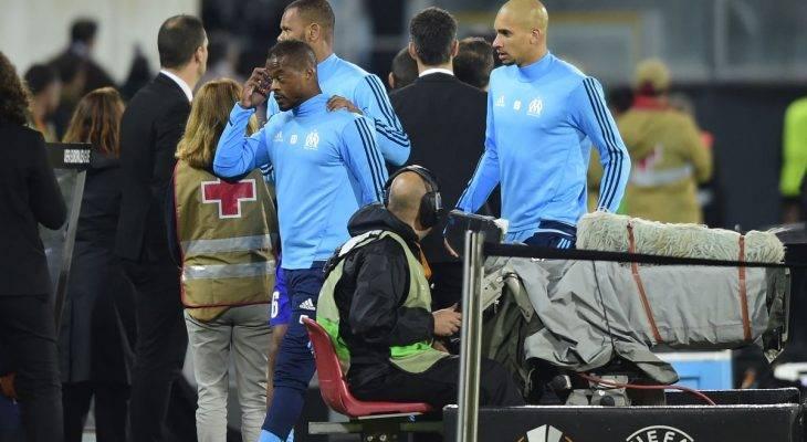 Evra bị Marseille cấm thi đấu vô thời hạn