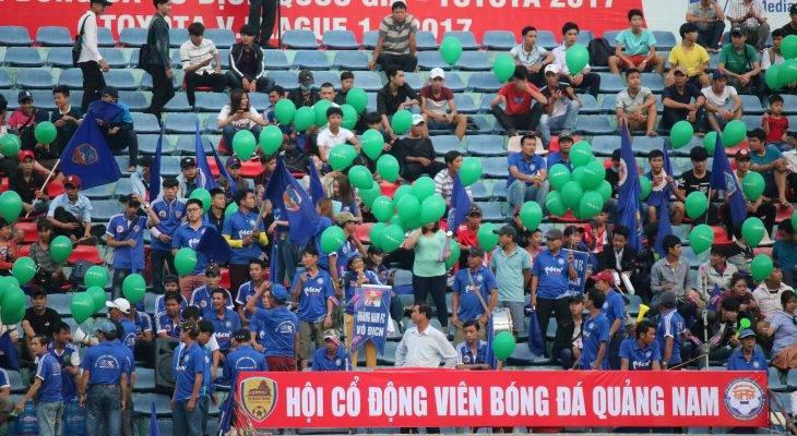 Tiếp tục hoãn trận cầu tâm điểm vòng 24 V.League