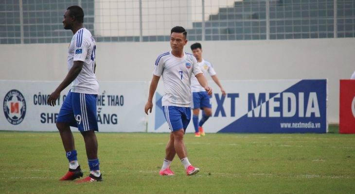 Thanh Trung muốn đăng quang V.League cùng Quảng Nam