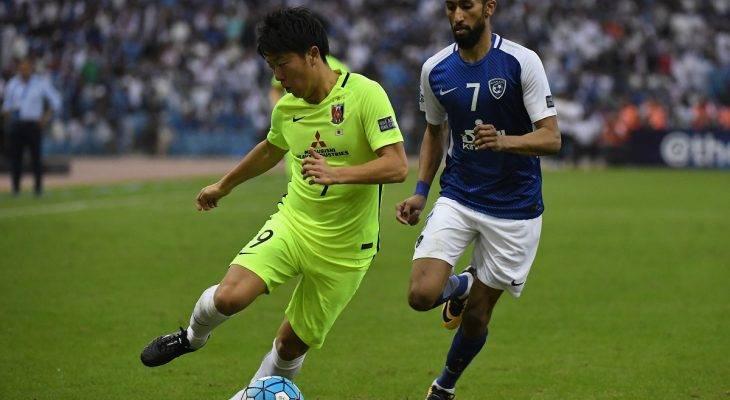 Chung kết lượt đi AFC Champions League: Urawa Reds chiếm ưu thế