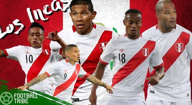 Peru chính thức giành vé cuối cùng tham dự World Cup 2018