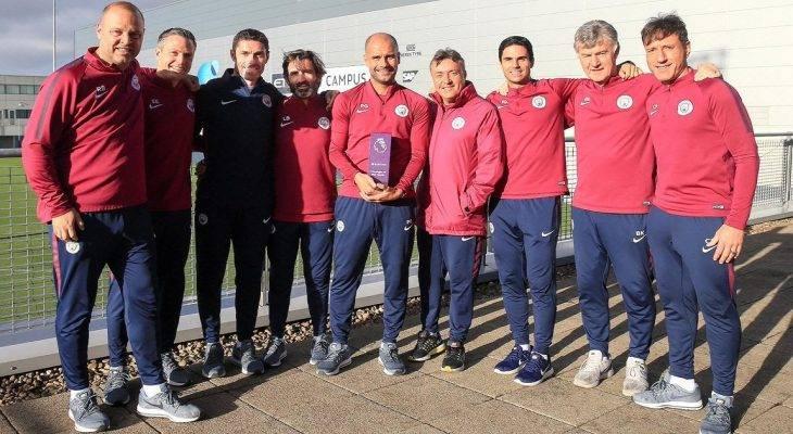 Manchester City thống trị giải thưởng Premier League tháng Mười